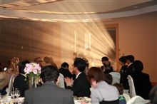 結婚式~(^^♪