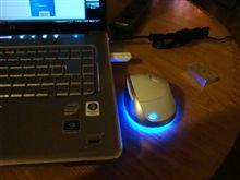 ノートPC用のマウス購入・・・