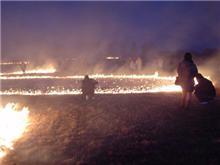 本州最南端の火祭りだぁ~~