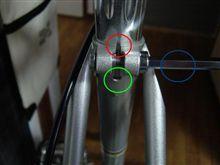 自転車もトルク管理...(=^・ω・^=)