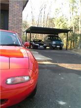 本日洗車日和!