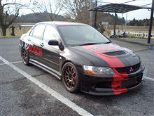 2009年全日本ジムカーナN4クラス使用車!