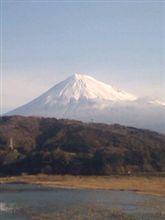 今日の富士山o(^▽^)o