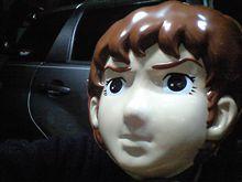 デカい顔ですが…(*^^*)