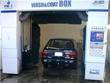 あまりにも天気がいいので(7)洗車するっ