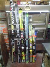 家族のスキー♪