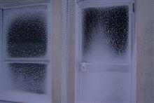 猛吹雪の日