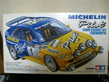 MICHELIN Pilot FORD ESCORT RS COSWORTH