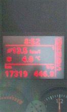 燃費記録④