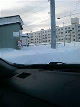 雪不足が・・・