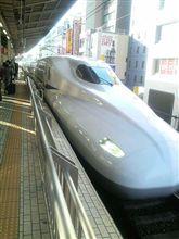 日帰り出張で京都まで