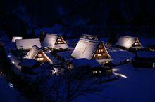【いきいき富山】五箇山が三つ星に! ミシュラン・グリーンガイド・ジャポン2009