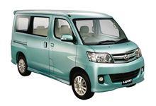 ダイハツ、インドネシアでコンパクトワゴン「ルクシオ」を発表