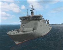VBS2の艦船