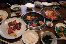 12000円分の焼き肉