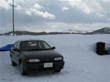 サフォークランドしべつスノードライビングチャレンジ2009