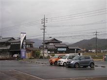 瀬戸内~岡山方面へ行く。