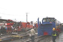 DD16退役、飯山線全通80周年、さよならラッセル展示