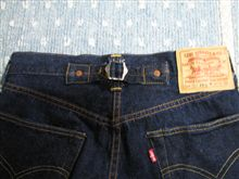 LEVI'Sジーンズ501XXc