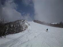 我がスキー人生に一片の悔いなし!