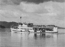 国鉄連絡船、大島航路、、