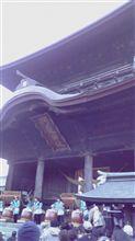 阿蘇神社火振り祭り