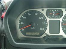 70000km記念