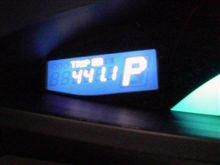 20090222の燃費記録・ESTIMA
