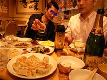 台湾料理で兄弟会