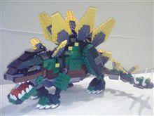 命短しステゴザウルス