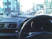 社用車でドライブ11