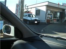 マーチのパトカー発見♪