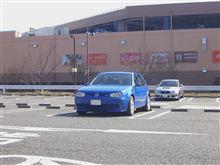 広い駐車場探し