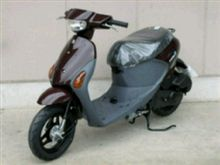 My次男の通学用に原付バイクを購入しました