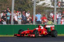 F1 2009 Rnd.01 予選