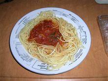 ひさびさにスパゲティにしてみますた(^^;