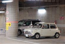 都内の駐車場は高い。。。