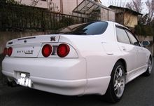 R33 GT-R 4DOOR AUTECH VERSION