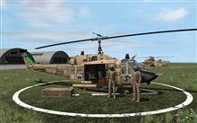 ArmA アドオン情報 UH-1N