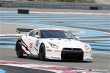 2009 FIA GT1 Gigawave Nismo GT-R