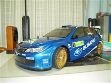 ラリーカー購入&WRCエントリー!