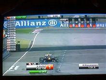F1の予選