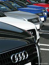 大黒off  Audi S-car