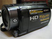 時代はAVCHD?初HDDビデオカメラ購入★SONY  HDR-XR520V