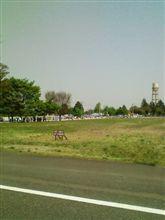 東日本国際親善マラソン・ハーフに出てきました。
