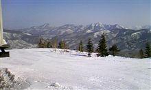 あらためまして、スキーシーズン終了