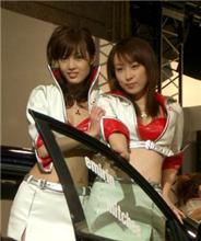 大阪オートメッセに行って来ました…可愛い子いっぱい♪