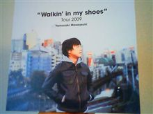 山崎まさよし~Walkin' in my shoes~