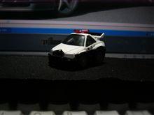 GTRのパトカーがやってきた!
