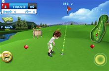 お薦めアプリ「レッツ!ゴルフ」